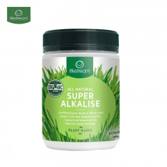 Lifestream Super Alkalise 酸碱平衡大麦小麦青汁瘦身粉 300g 1瓶
