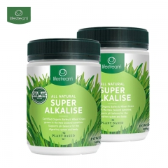 Lifestream Super Alkalise 酸碱平衡大麦小麦青汁瘦身粉 300g 2瓶